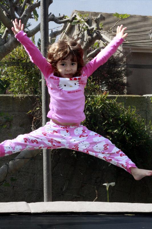 Jumping Jillian