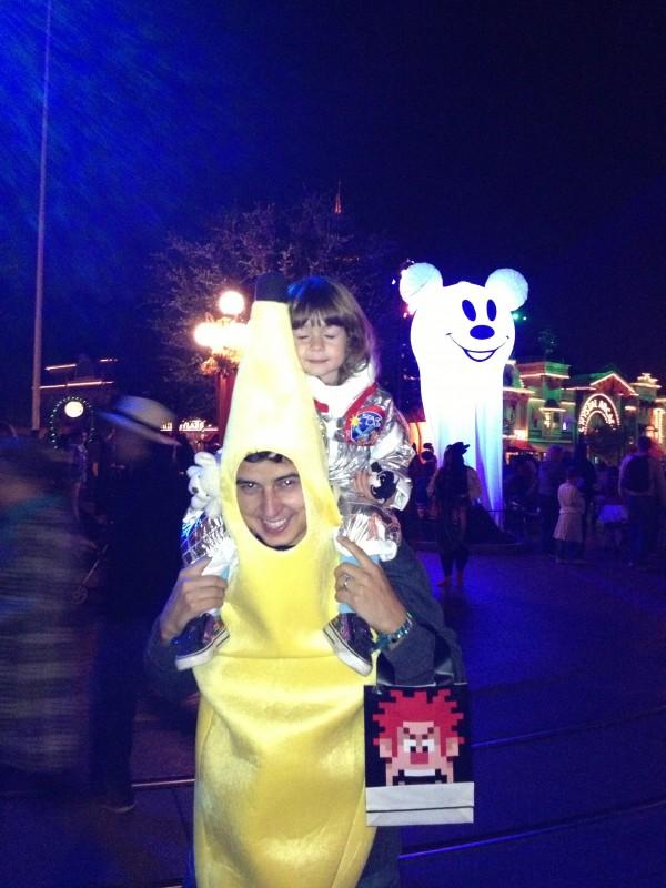 Disneyland Astronauts