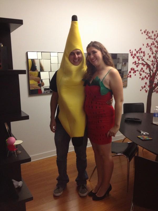 A fruity affair