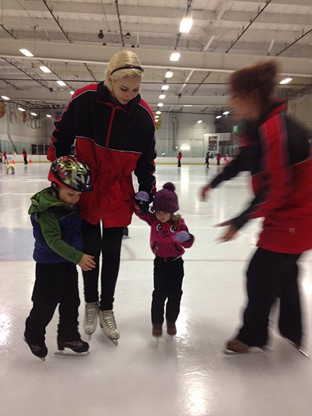 Ice Skating 2013