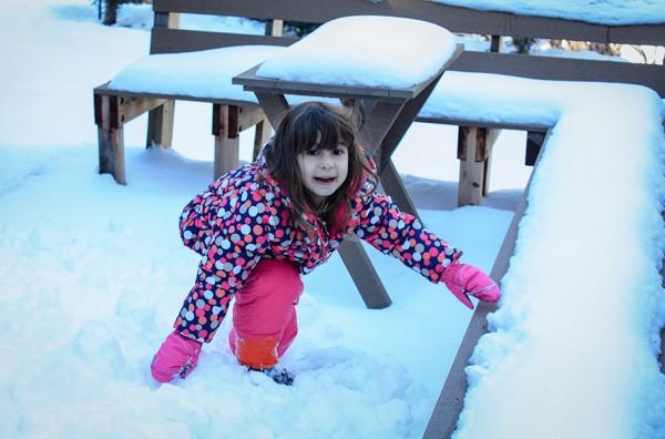 Jillian snow