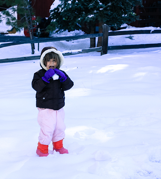 Olivia Snowball