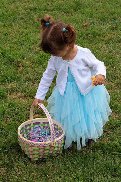 Fun Easter egg hunt