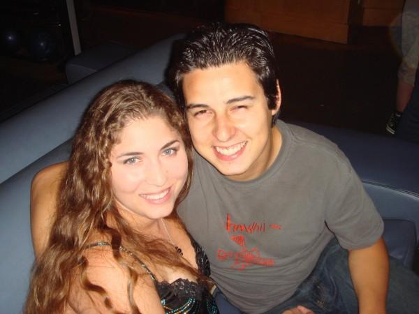 Sarah and adrian
